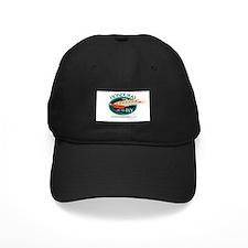 Honduras on the Fly Baseball Hat