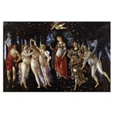 Botticelli Wrapped Canvas Art