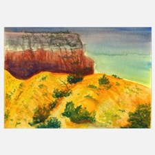Cool Ghost ranch Wall Art