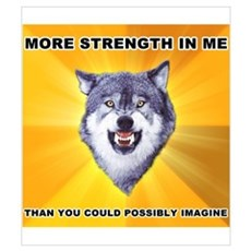 Strength in Me Poster