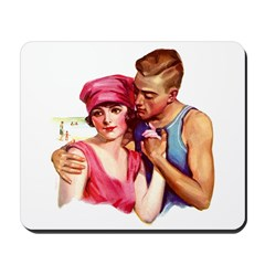 Young Love Mousepad