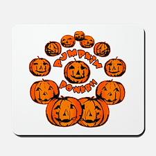 Pumpkin Power Mousepad