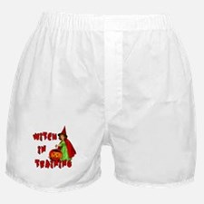 Witch in Training Boxer Shorts