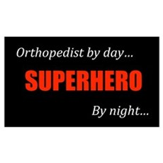 Orthopedist Gift Framed Print