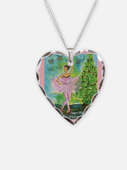 Sugar Plum Fairy Necklace