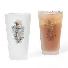 Winter Fairy Drinking Glass