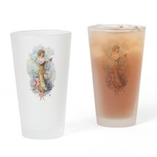 Spring Fairy Drinking Glass