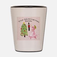Funny Nutcracker Shot Glass