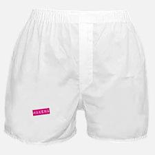 Makena Punchtape Boxer Shorts