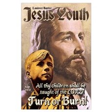 JESUS YOUTH Poster