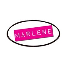 Marlene Punchtape Patches
