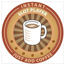 Instant Slot Player Poster