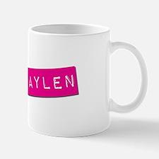 Jaylen Punchtape Mug