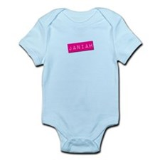 Janiah Punchtape Infant Bodysuit