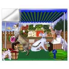 Devon Country Fair Produce Wall Decal