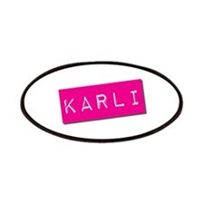 Karli Punchtape Patches