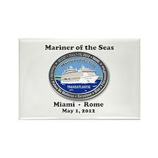 Cute Mariner ta may 1 2012 Rectangle Magnet