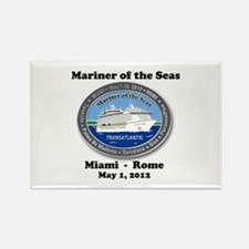 Cute Mariner ta may 1 2012 Rectangle Magnet