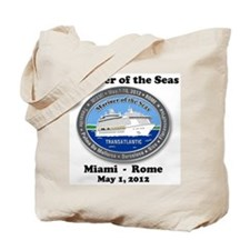 Cute Royal caribbean cruise Tote Bag