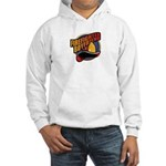 Firefighter Boyfriend Hooded Sweatshirt