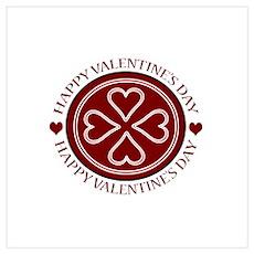Valentine's Day No. 4 Poster
