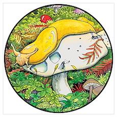 Banana Slug Poster