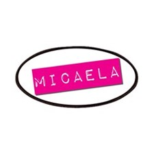 Micaela Punchtape Patches