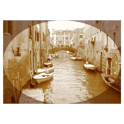 """Venezia"" Poster"