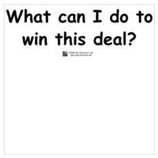 What can I do? Poster
