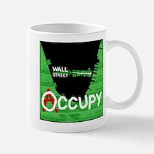 occupy wall street 04 Mug