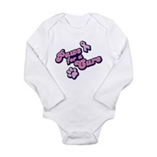 Paws for a Cure Long Sleeve Infant Bodysuit