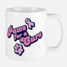 Paws for a Cure Mug
