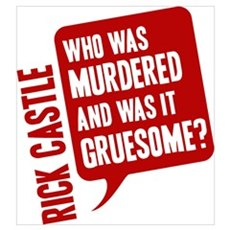 Who Was Murdered And Was It Gruesome P Poster