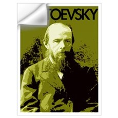 Dostoevsky Wall Decal