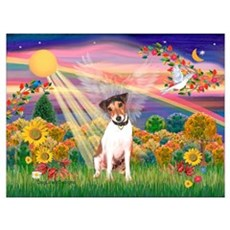 Autumn Angel / JRT Canvas Art