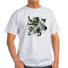 Davidson Tartan Lion T-Shirt