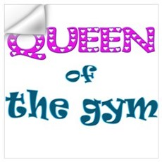 Queen of... Wall Decal