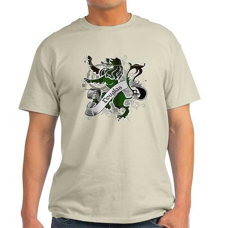 Douglas Tartan Lion Light T-Shirt