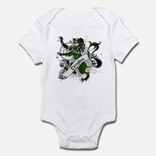 Douglas Tartan Lion Infant Bodysuit
