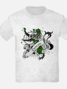 Duncan Tartan Lion T-Shirt