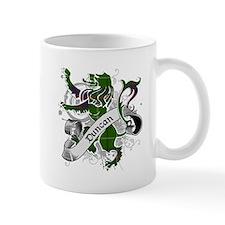 Duncan Tartan Lion Mug