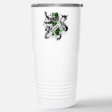 Duncan Tartan Lion Travel Mug