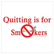 Quit Smoking Poster