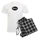 99ers Occupy Wall St Men's Light Pajamas