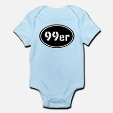 99ers Occupy Wall St Infant Bodysuit
