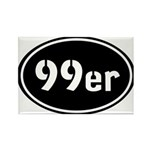 99ers Occupy Wall St Rectangle Magnet (10 pack)