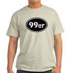 99ers Occupy Wall St Light T-Shirt