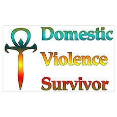 Domestic Violence Survivor Poster