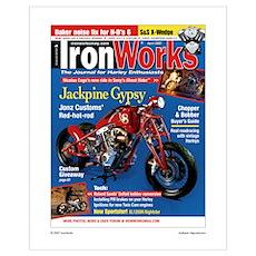 IronWorks April 2007 Poster