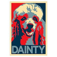 Vote Poodle! Poster